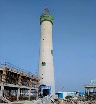 武义县哪里有30-80米水泥烟囱新建公司