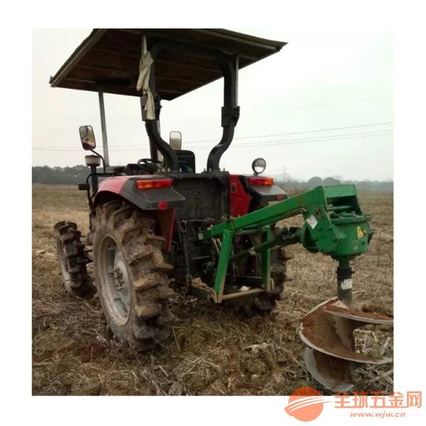 专业生产挖坑种树机厂家 林业种植挖坑机哪家好