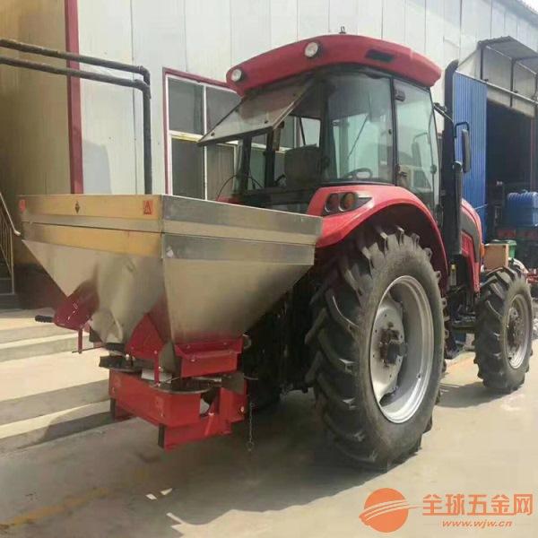 云南不锈钢撒肥机厂家 大型后输出轴传动撒肥机