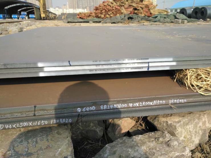 遵化供應NM360新鋼NM360耐磨鋼板NM360切割
