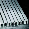 厂家直销吊顶外墙铝方通 50*100铝方通 白色铝方通吊顶方通