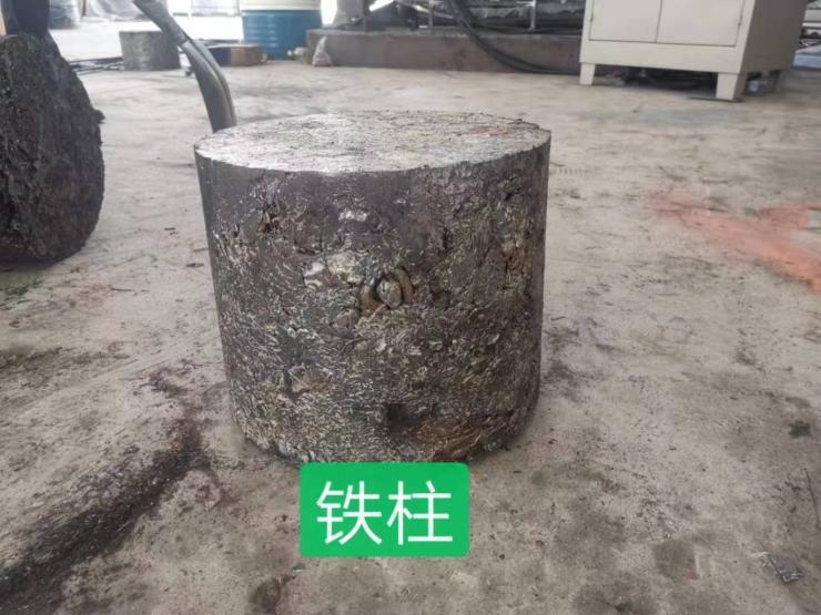 江苏亿迈圣1250废铁屑饼机