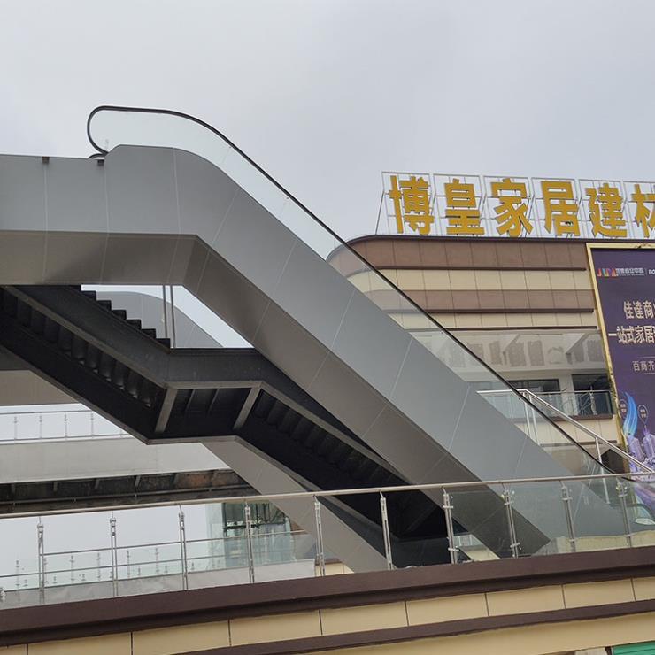 江西定南博皇家居建材电梯铝单板