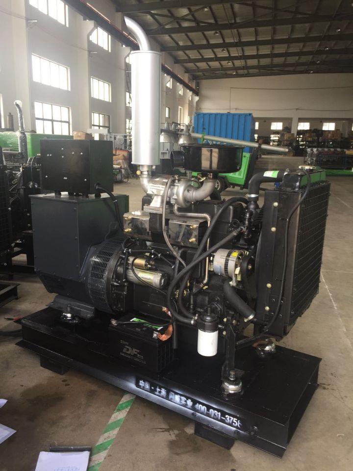 潍柴柴油发电机15KW