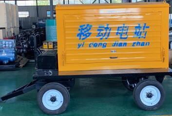 200KW柴油发电机潍柴