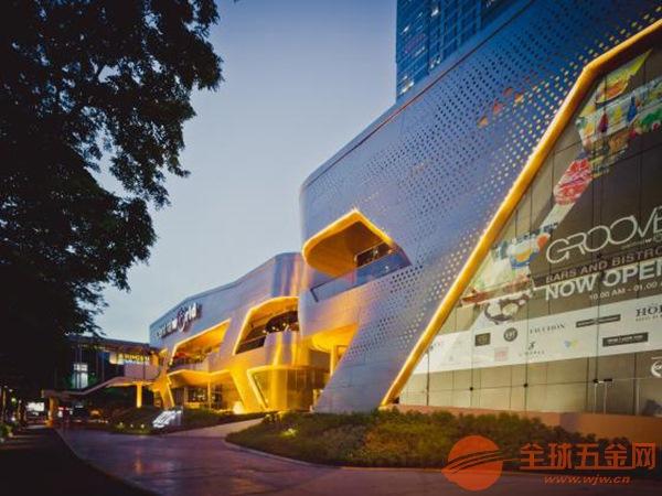 上海木纹铝单板现货跟定制的价格区别大吗