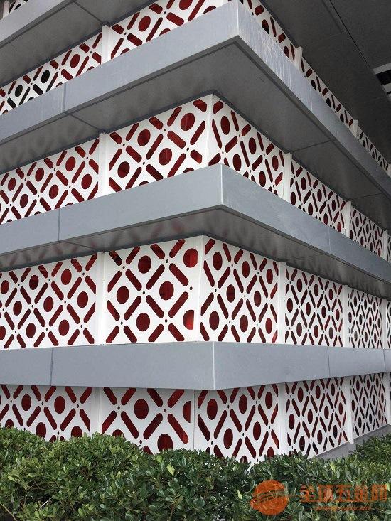 厦门冲孔雕花铝单板生产批发厂家一手货源