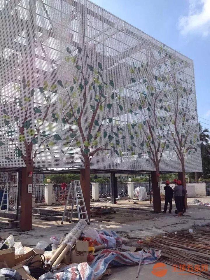 上海铝幕墙单板厂家直销全国发货