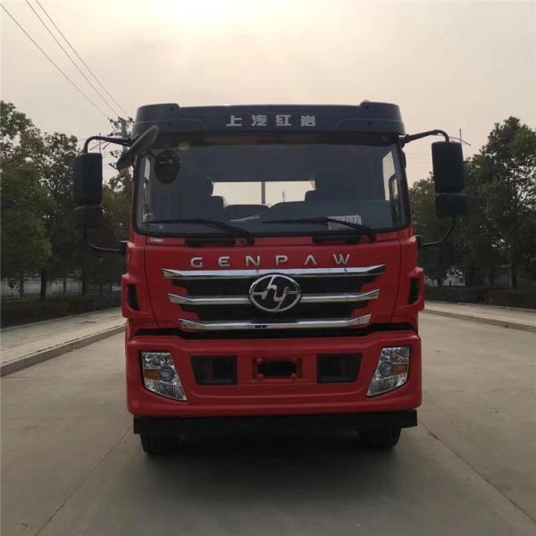 江淮格尔发单桥挖掘机平板车厂家直销