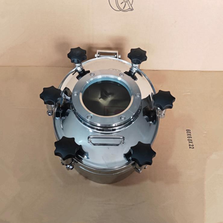 贮罐人孔_316压力人孔标准、人孔价格、304容器人孔厂家