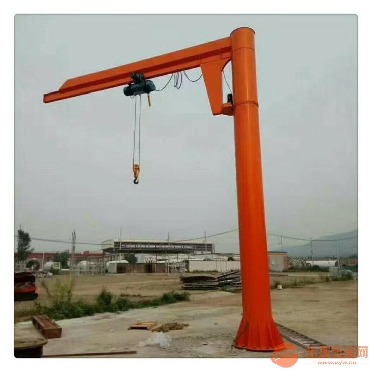 青岛柱式回转悬臂吊生产厂家