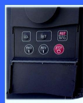 明电舍VT230S-1P5LA变频器控制柜