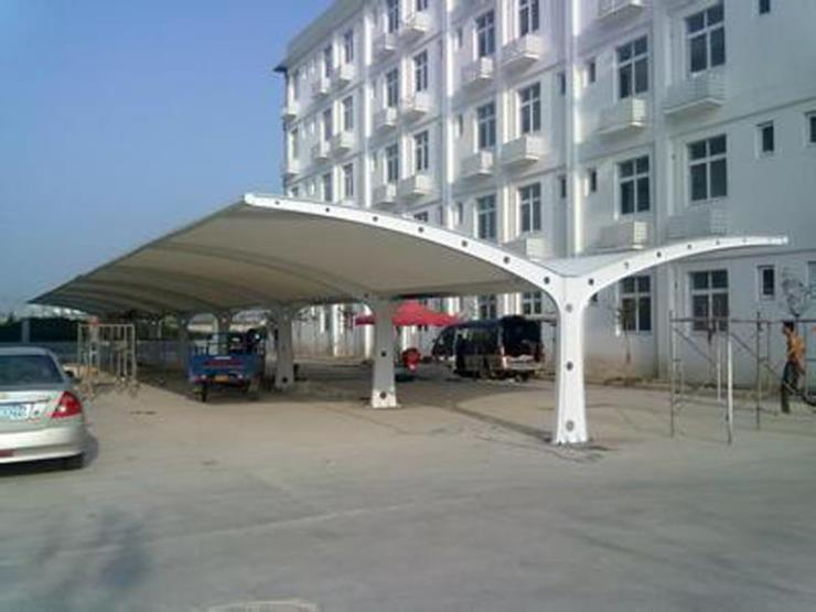 铜陵 【聚翼飞】停车棚就选聚翼飞-诚信企业-放心品质