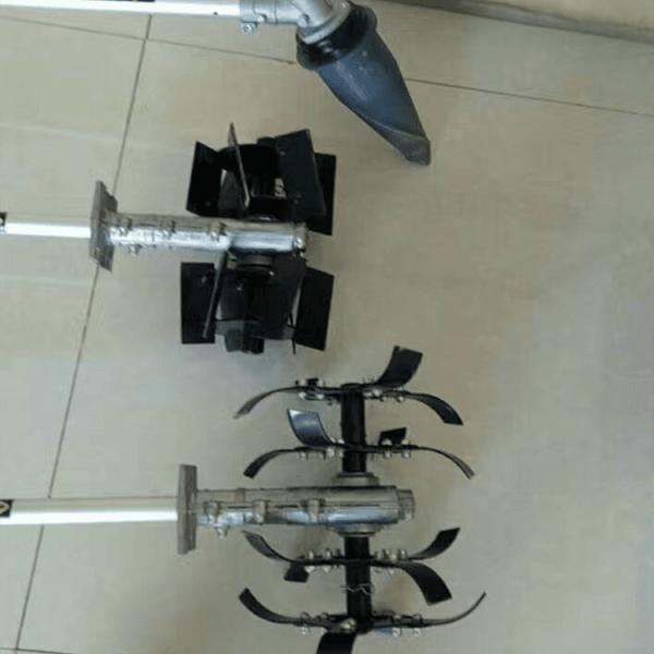 斜掛式割草機全國聯保多用途背負汽油割灌機