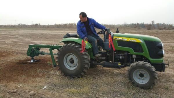 植树挖坑机立杆挖坑机全国联保新品冻土挖坑机