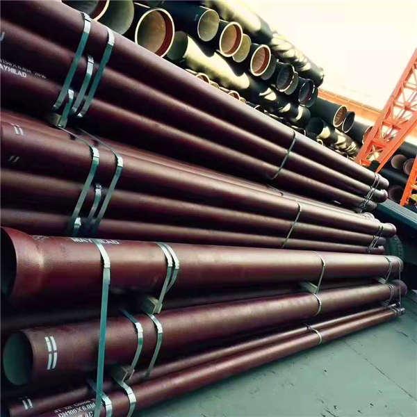 包头东河区dn450国标球墨铸铁管喷塑加工生产