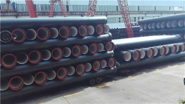 西安高陵区dn80球墨铸铁排污管厂家