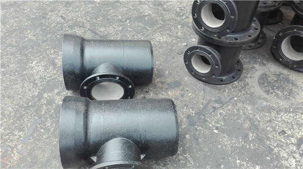 宿迁泗洪县dn350无压力球墨铸铁管喷塑加工生产