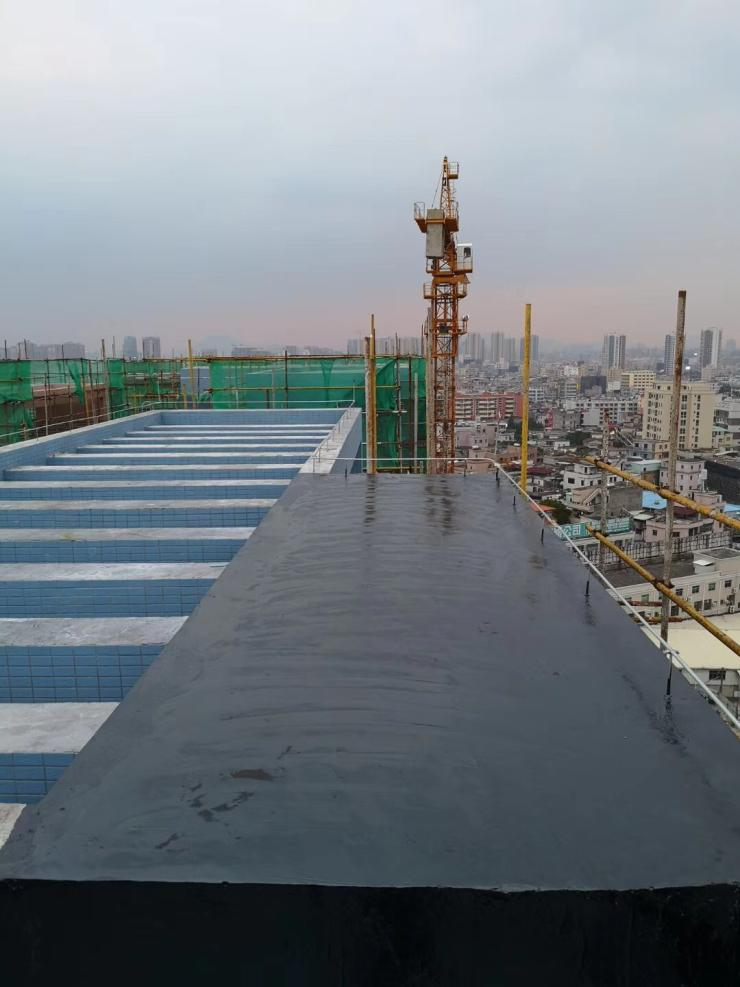 江门墙面外墙清洁公司大朗养鱼池防水团队,钢结构翻新工程