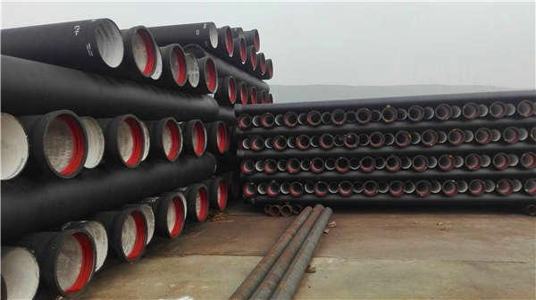 DN220016公斤球墨铸铁管厂家直销
