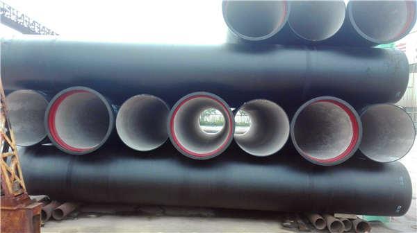 绍兴新昌县dn1400T型球墨铸铁管现货