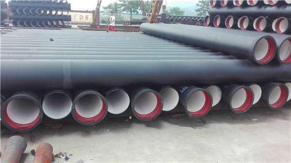 阜新太平区dn600K7球墨铸铁管喷塑加工生产