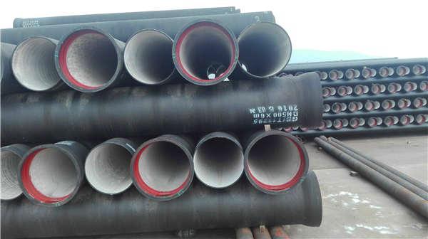 河西区dn1400供水球墨铸铁管价格