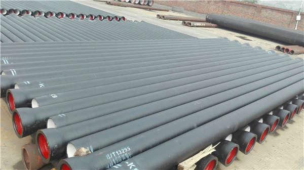 阳江阳东区dn600K7球墨铸铁管喷塑加工生产