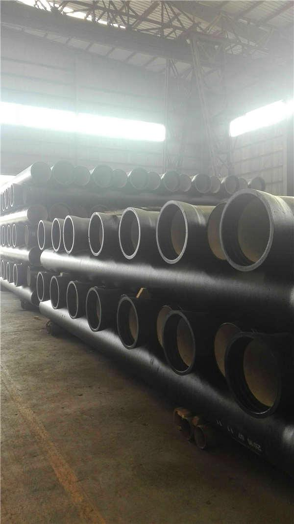 云浮郁南县dn50016公斤球墨铸铁管喷塑加工生产