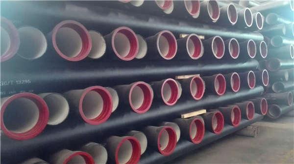 杭州临安区dn100供水球墨铸铁管厂家