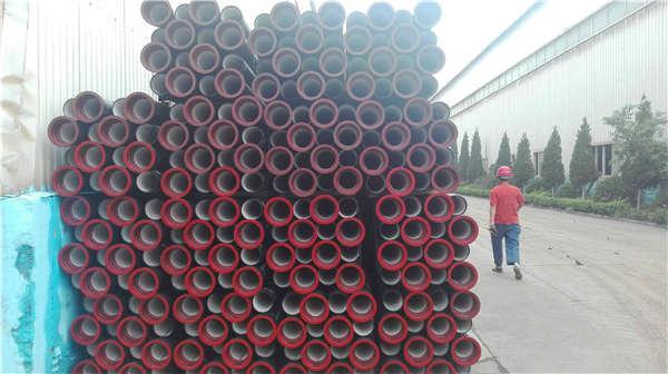 咸阳乾县dn1400T型球墨铸铁管厂家
