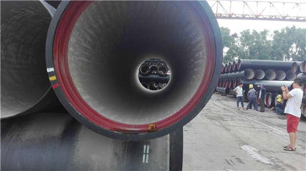 哈尔滨双城区dn400K8铸铁管质优价廉品质保证