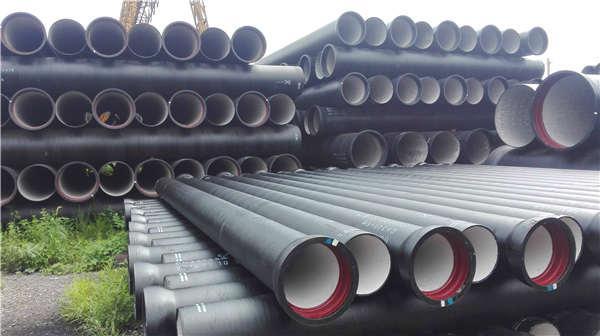 贵阳南明区dn50016公斤球墨铸铁管喷塑加工生产