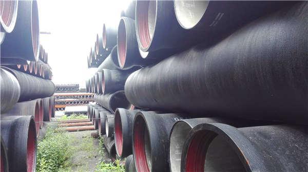 梧州岑溪dn80球墨铸铁排污管价格