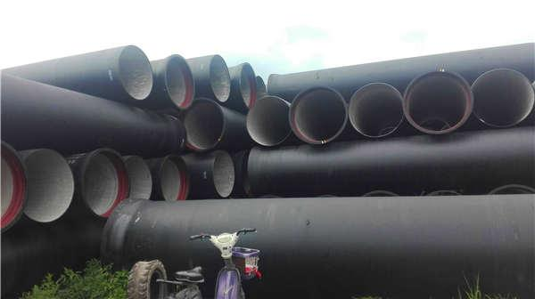 哈尔滨通河县dn1400T型球墨铸铁管质优价廉品质保