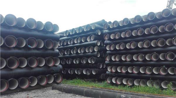 云浮郁南县dn1000离心球墨铸铁管喷塑加工生产