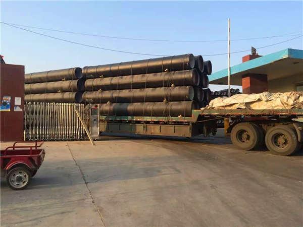 晋城沁水县dn50016公斤球墨铸铁管规格齐全