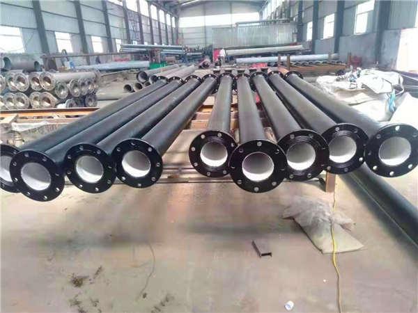 临汾吉县dn600K7球墨铸铁管销售处