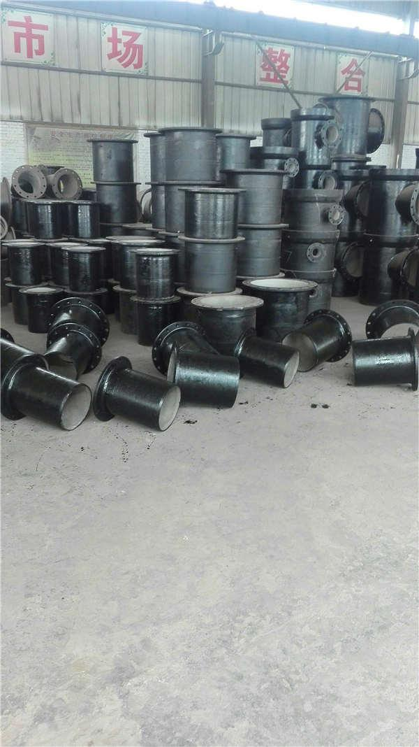 安庆大观区dn100国标球墨铸铁管规格齐全