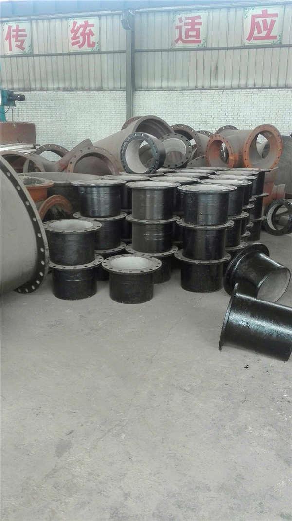 延安富縣dn600球墨鑄鐵頂管噴塑加工生產