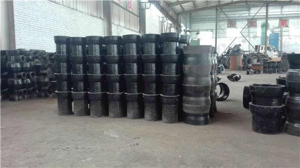 合肥肥东县dn80K7球墨铸铁管喷塑加工生产