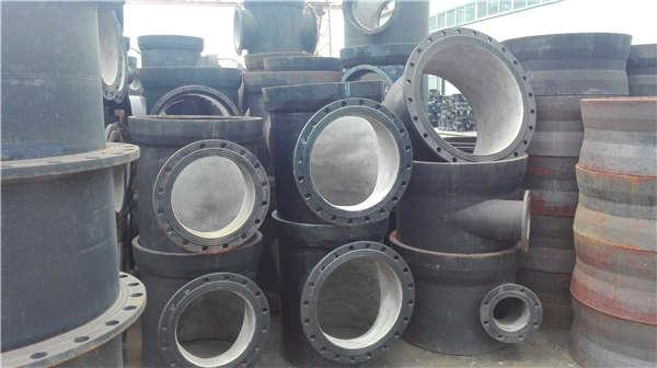 舟山普陀区dn1400K7球墨铸铁管喷塑加工生产