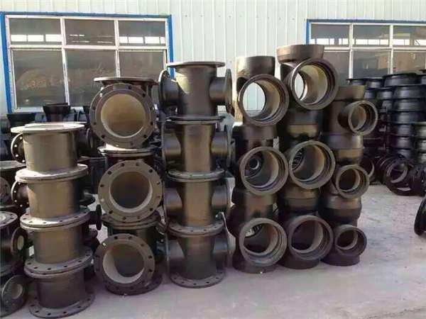 运城夏县dn100供水球墨铸铁管厂家
