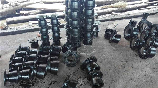 随州曾都区dn1600 无压力球墨铸铁管喷塑加工生产