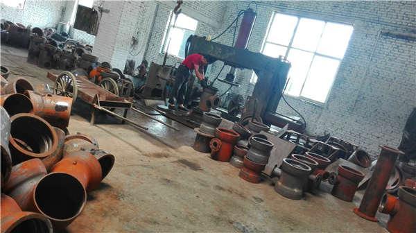 达州万源dn700国标球墨铸铁管销售处
