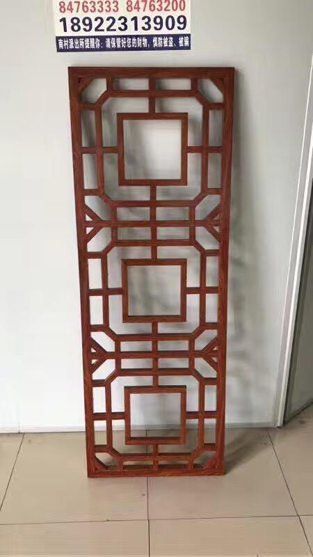 六安仿古鋁窗花板定制