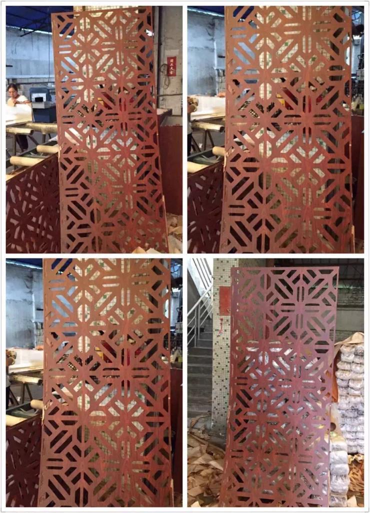 惠州仿古鋁窗花板價格