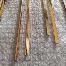 不锈钢T型条5.5*8mm钛金门缝夹条厂家现货