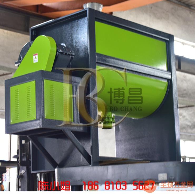廣東塑料臥式攪拌機的使用方法