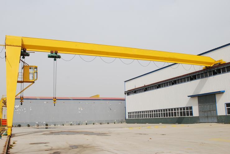 关注了他√宝安√35吨龙门吊20米空心板怎么吊√十大著名品牌